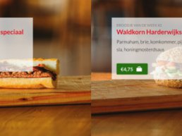 Broodjes van de week bij Kok Experience Harderwijk