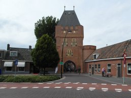Afsluiting Luttekepoortstraat in Harderwijk