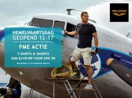 Germano Menswear Hemelvaartsdag geopend van 12.00 tot 17.00 uur