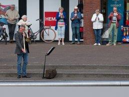 Rondgang Stroopwafelconcerten door Harderwijk