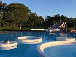 Vanaf maandag 1 juni is het buitenbad van Sportcomplex De Sypel weer open!