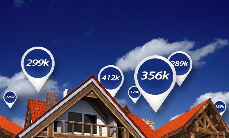4 factoren die van invloed zijn op de huizenprijzen