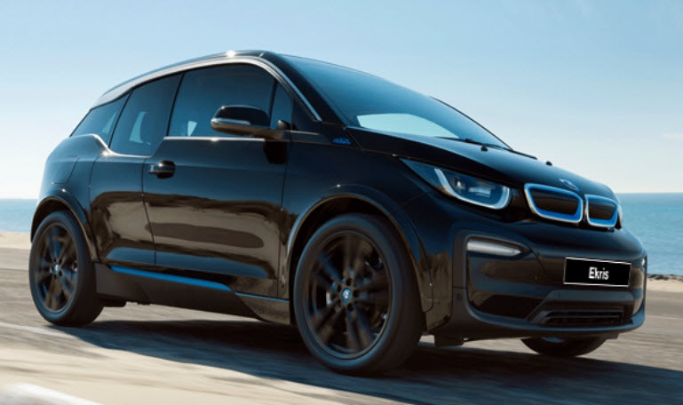 BMW i3 For the Oceans edition
