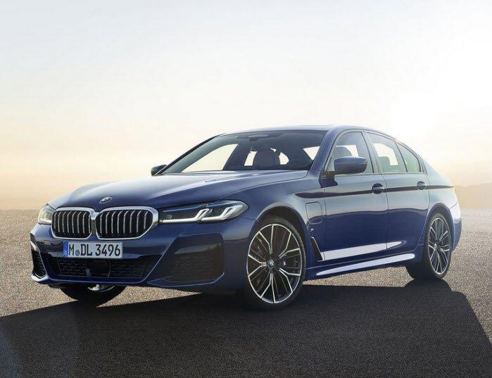 Introductie nieuwe BMW modellen