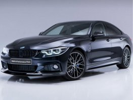 BMW M Performance upgrade
