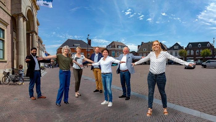 Lokaal maatschappelijke winst creëren tijdens Beursvloer Harderwijk
