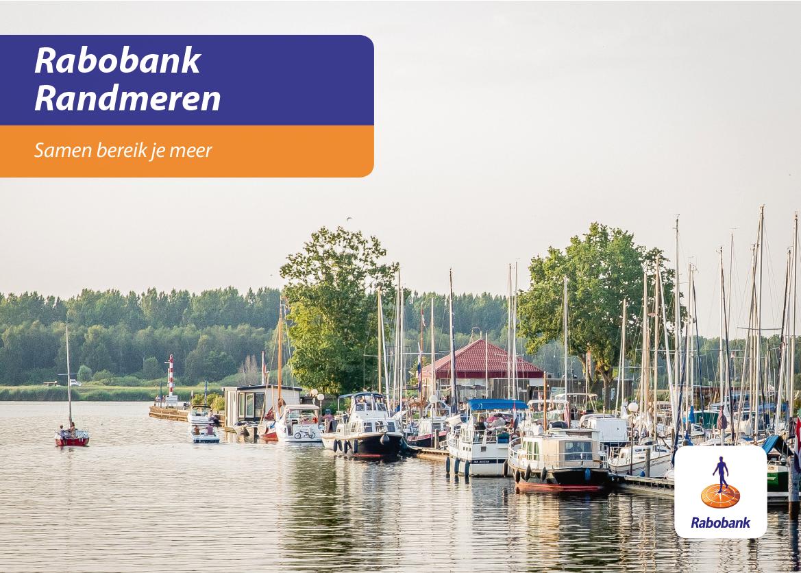 Rabobank Harderwijk blijft altijd toegankelijk, ook tijdens de Corona-crisis!
