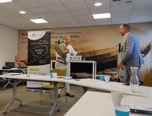 De allereerste online algemene ledenvergadering van de Bedrijvenkring Harderwijk
