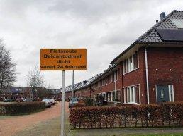 Proefafsluiting fietsdoorsteek Belcantodreef in Harderwijk: geslaagd of niet?