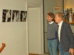 Einde expositie trouwfoto's in Oude Stadhuis Harderwijk
