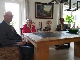 Oprichters Hendriks Kampeerwereld 65 jaar getrouwd