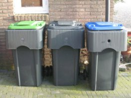 """ChristenUnie: """"Help inwoners Harderwijk om extra kosten door nieuwe manier van afvalinzameling te voorkomen"""