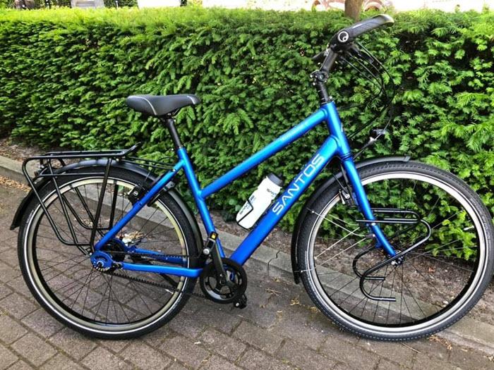 Boonen Fietsen officieel dealer van SANTOS Bikes