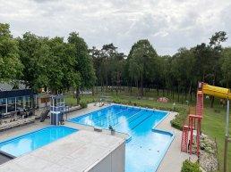 Bosbad Putten heropent complex en opent 110 meter wildwaterbaan