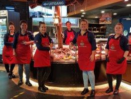 Medewerkers Palingrokerij & Vishandel Dries van den Berg in het nieuw door Klaassen Bedrijfskleding