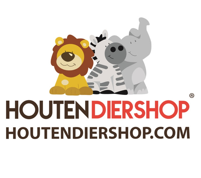 Houtendiershop