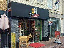 Nieuw in Harderwijk: Houtendiershop!