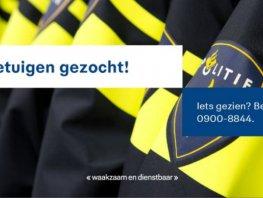 Getuigen gezocht! Fuiken gestolen in Harderwijk