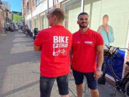 Bikestewards voor fietsparkeren in binnenstad Harderwijk