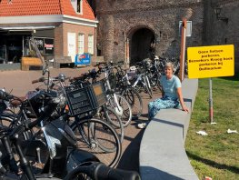 Verkeersveiligheid op de Boulevard in Harderwijk