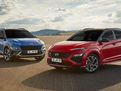 Hyundai introduceert verfijnde KONA en gloednieuwe KONA N Line