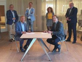 Nieuwe school voor VMBO en MBO in Nieuw Weiburg