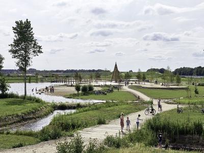 Stem op Crescentpark Harderwijk als beste project in Gelderland