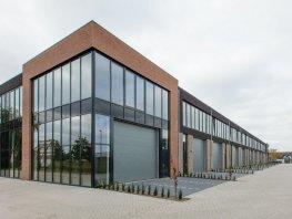 Bedrijfsunits aan de Celsiusstraat in Harderwijk
