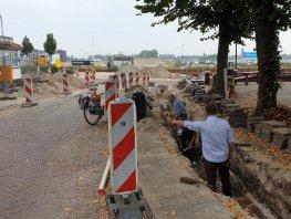 Archeologen ontdekken 'nieuwe puzzelstukjes' bij opgravingen Harderwijkse dwangburcht