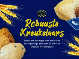 Nieuw: Robuuste Kreukelaars proef ze allemaal!