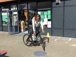 Topsporter op basisschool Het Talent in Harderwijk