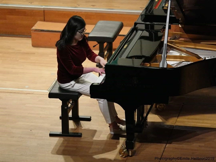 Jong talent geeft Hanzeconcert op zondag 4 oktober