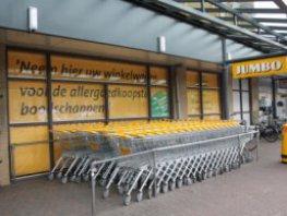 Super plaatst lunchkraampje voor scholieren