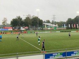 VVOG verliest thuiswedstrijd tegen Sportlust met 0-2 (wedstrijdverslag)