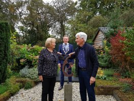 Echtpaar Daniëls - Van Gennep viert hun 60-jarig huwelijksjubileum