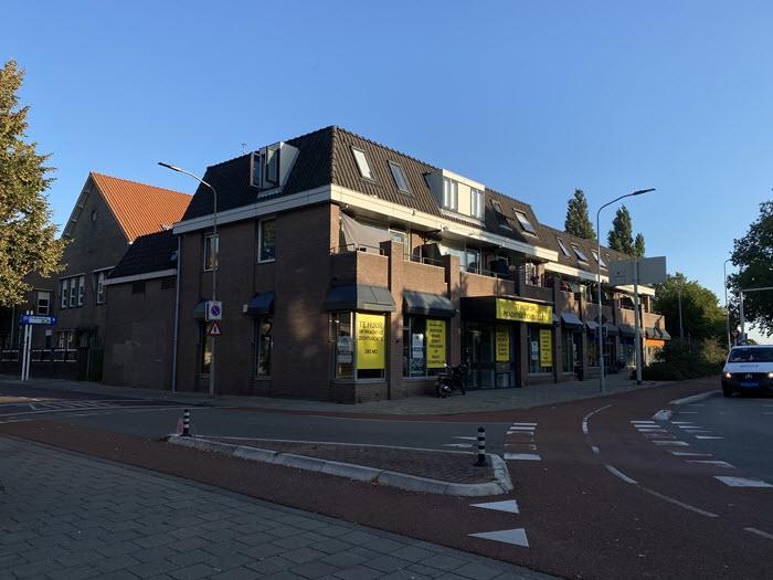 Winkel- en kantoorpand te huur dichtbij Centrum Harderwijk