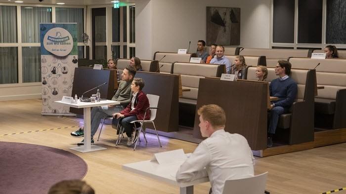 Verkiezing Kindercollege 2020 Harderwijk 2