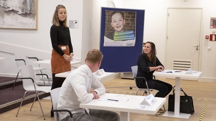 Verkiezing Kindercollege 2020 Harderwijk 1
