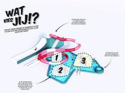 Welke drie waterspeeltoestellen kies jij voor het nieuwe zwembad in Harderwijk?