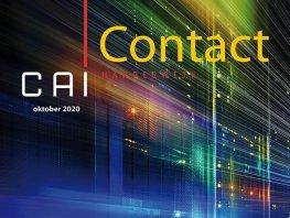 Nieuwste editie verschenen van CAI Contact