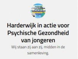Harderwijk in actie voor de psychische gezondheid van jongeren   Last Man Standing