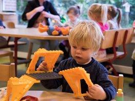 Stichting Kinderspeelzalen Harderwijk: 'Altijd een speelplek in de buurt'