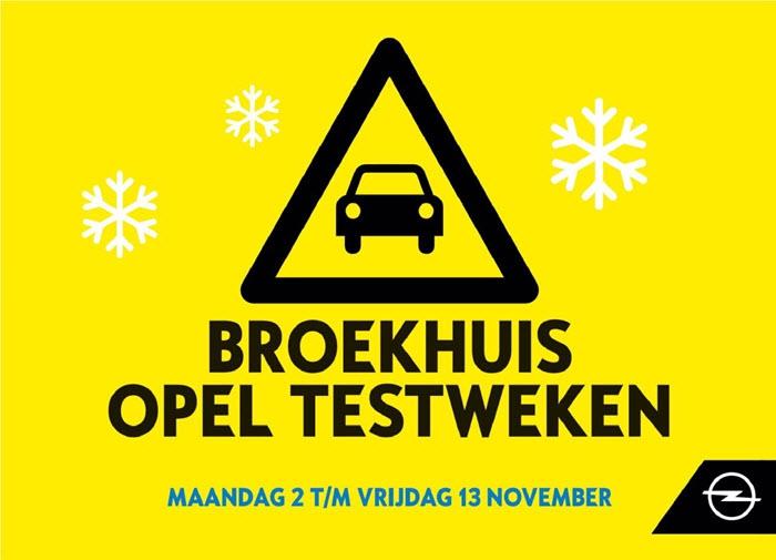 Is je Opel al klaar voor de winter?