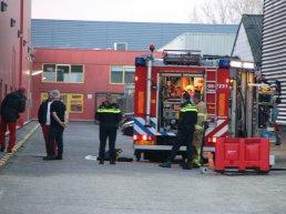 Kleine brand bij Pepernotenfabriek Harderwijk