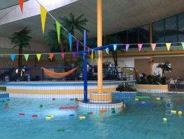 Glijbanen favoriet in nieuwe zwembad Harderwijk