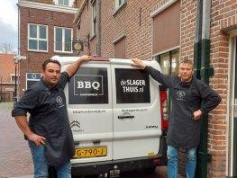 Deslagerthuis en BBQ Harderwijk beginnen VleesKado Harderwijk: 'altijd lekker en vooral ook nuttig'