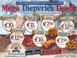 Mega Diepvries Deals!