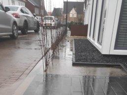Oplossing voor wateroverlast bewoners Harderweide in Harderwijk