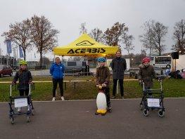Skeeleren voor basisscholen in Harderwijk en Hierden als alternatief voor schoolschaatsen