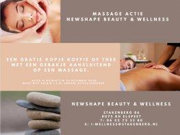 Leuk kado voor de Feestdagen: Massage actie